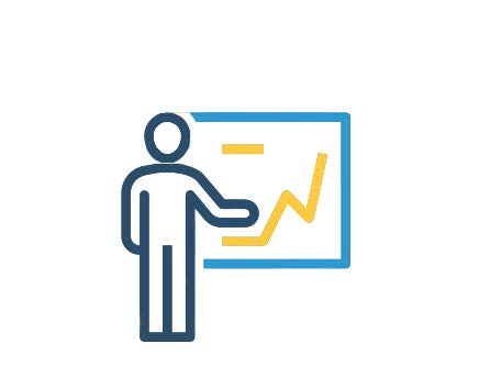Whiteboard Presentation icon