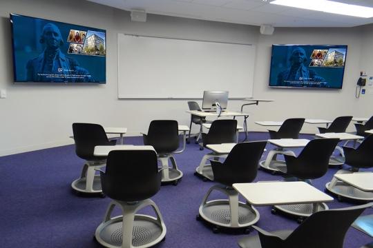 Modular Classrooms | GWSPH