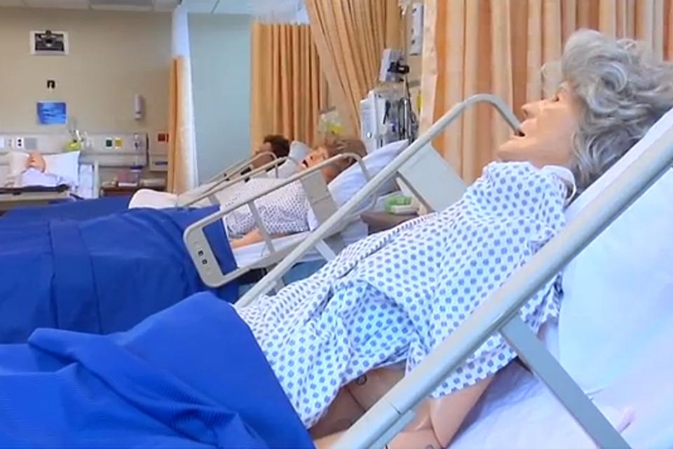 Nursing Skills and Simulation Lab