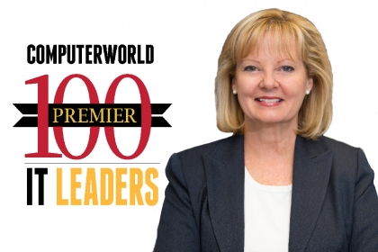 Image of PB Garrett. 2014 Premier 100 Honoree