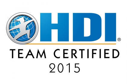 HDI Team Certified 2015