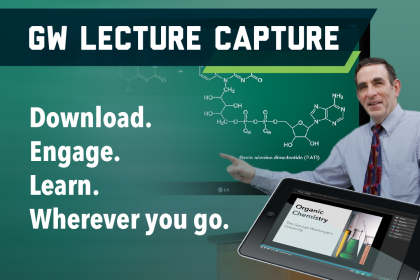 GW Lecture Capture Upgrade