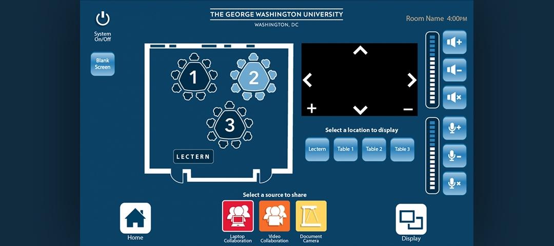 Collaborative Interface - Laptop