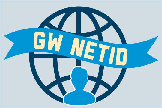 Claim your GW NetID