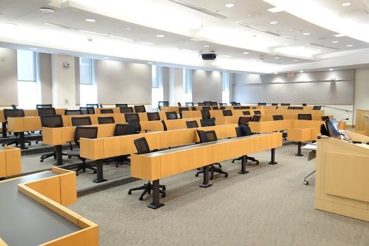 Reserve a classroom