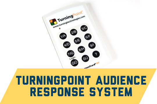 TurningPoint Audience Response System