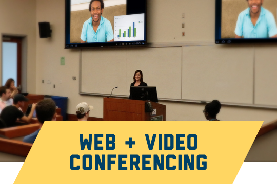 Web and Video Conferencing