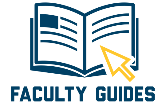 Faculty Guides icon