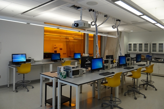 Teaching Labs | SEH
